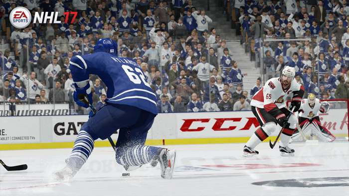 NHL Ice Hockey Game EA