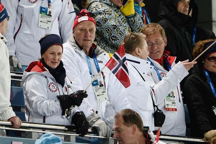 Norge i Vinter OL 2014